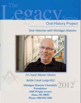 Jim Hazel Transcript Cover