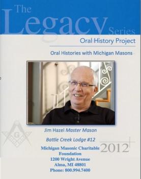 Jim Hazel Transcript Cover